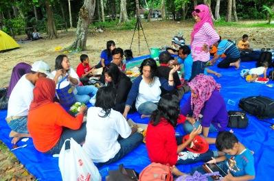 Gathering Paguyuban SMPN 5 Malang 14