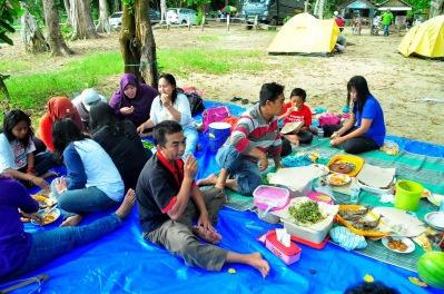 Gathering Paguyuban SMPN 5 Malang 15