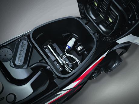 Fitur baru pada Supra X 125 FI 2014