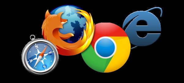 Browser = pintu masuk ke semua belantara dunia digital