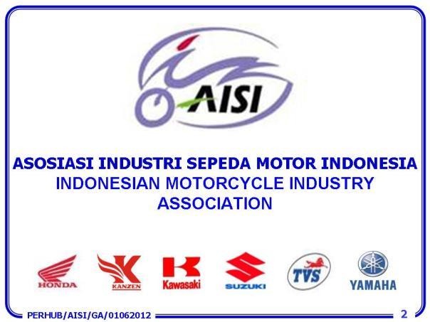Logo AISI dan Member