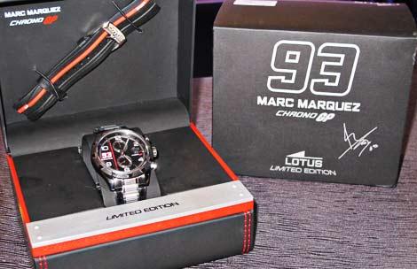 Jam Tangan Lotus Marc Marquez