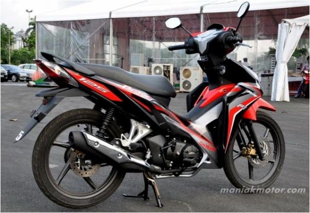 New Honda Blade 125