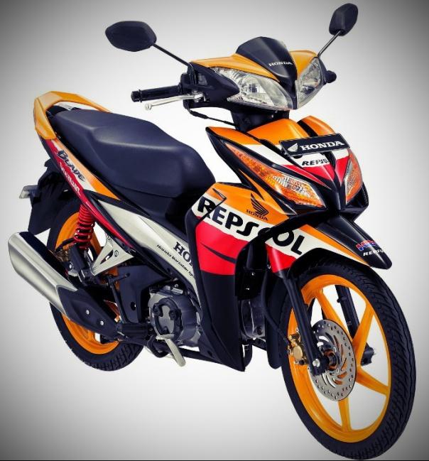 Honda Blade Repsol 110cc