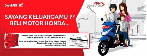 One Heart Card_Honda Jatim