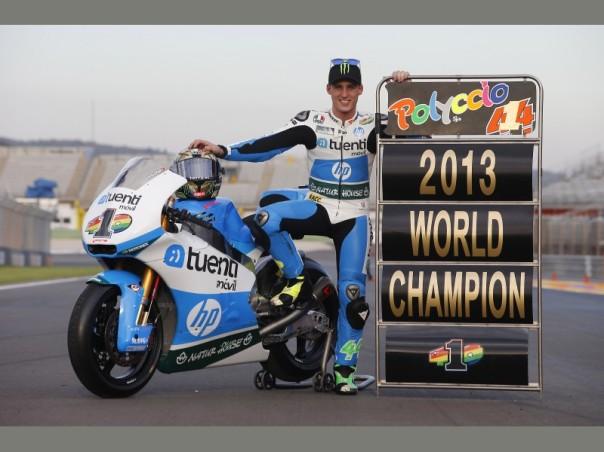 Pol Espargaro_Juara Dunia moto2 2013
