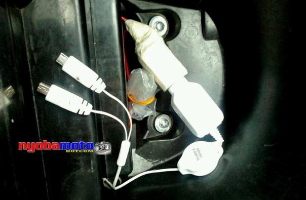 Sejak 2009 Power Charge dari Supra X 125 2008 sudah ada :D