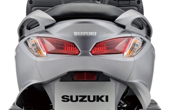 Suzuki Big Scooter Brugman Skaywave 200cc_3