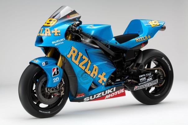 Suzuki Rizzla motogp