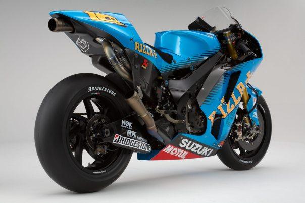 Suzuki Rizzla motogp_