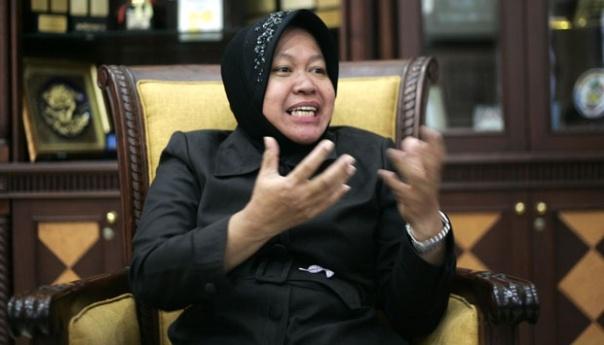 Tri Rismaharini Walikota Surabaya
