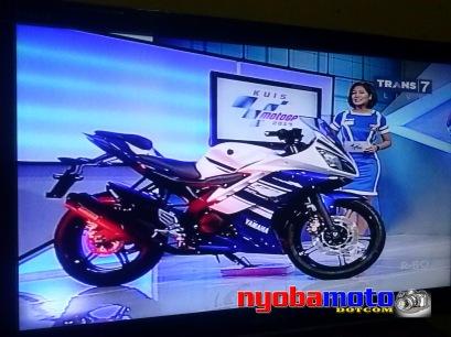 Pict Asli di artikel, Yamaha R15 di acara motoGP Trans7