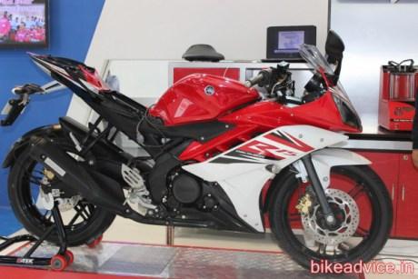 Yamaha R15 V3 yang hoax