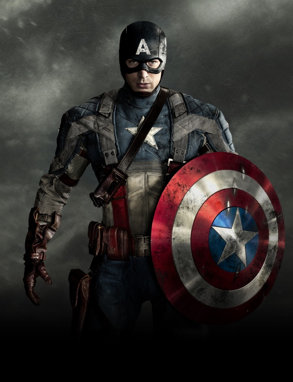 Captain America_Super Hero