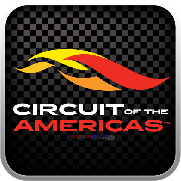 Logo Circuit of The America