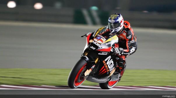 Colin Edwards di Losail Qatar