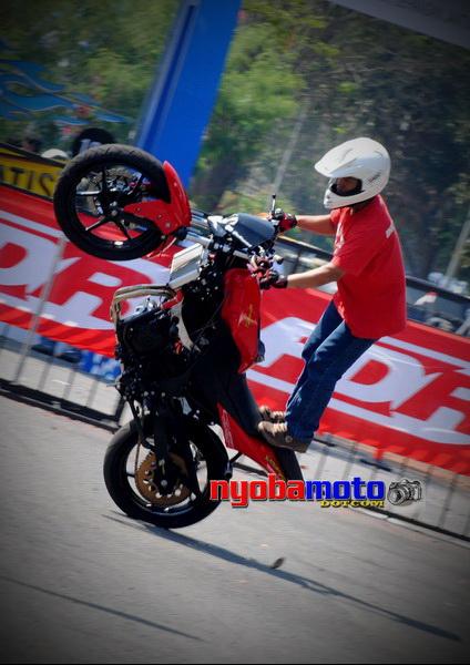 N250R_Freestyle@ U Mild Fasttrack Juanda Lama