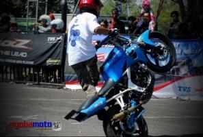 Ninja 150_Freestyle@ U Mild Fasttrack Juanda Lama
