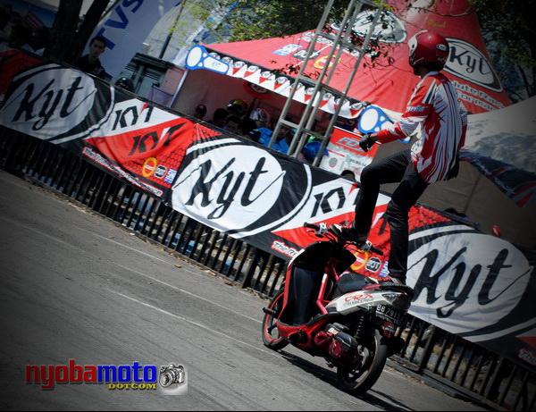 Mio_Freestyle@ U Mild Fasttrack Juanda Lama