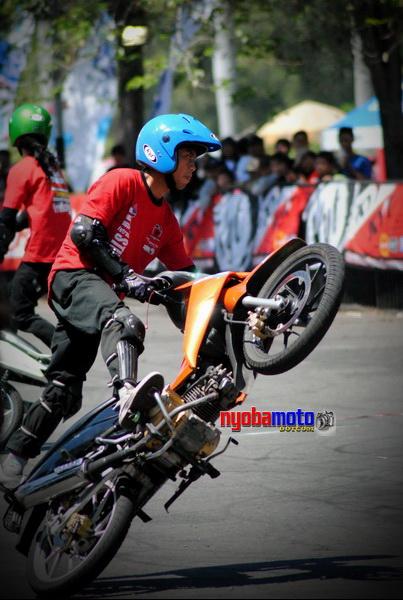 Bebek hebat_Freestyle@ U Mild Fasttrack Juanda Lama