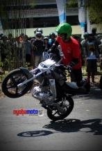 Vixion_Freestyle@ U Mild Fasttrack Juanda Lama
