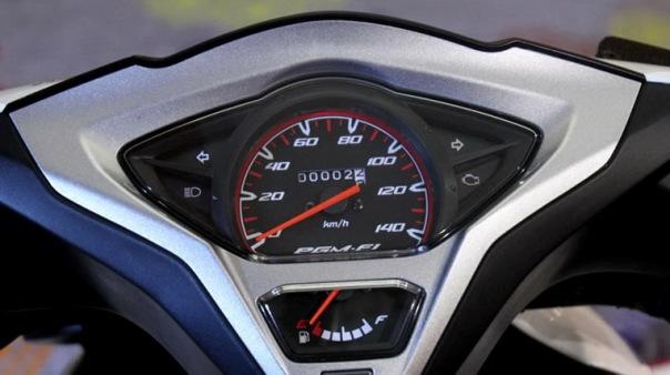 Panel Speedometer Vario 110 FI