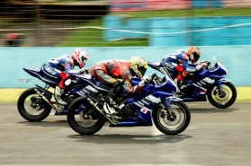 OMR R15 di Sentul International Circuit