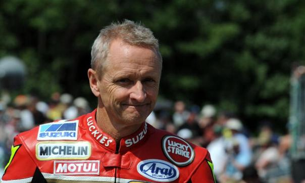Pembalap Lawas - Kevin Schwantz -