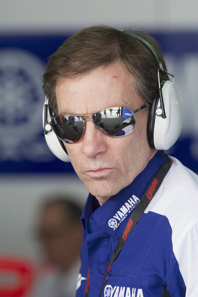 Lin Jarvis Managing Director Yamaha Racing