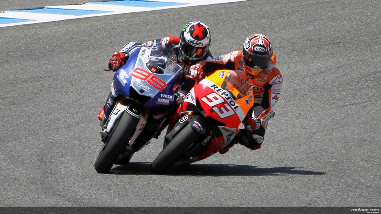 Setelah Hattrick Di Tiga Balapan Marquez Buru Podium 1 Di Jerez