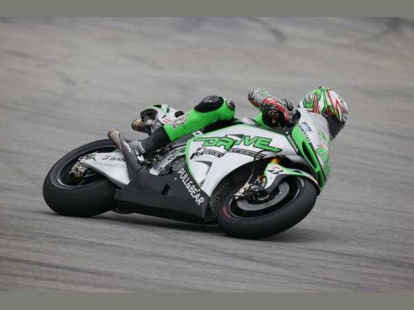 Nicky Hayden dengan RCV1000R