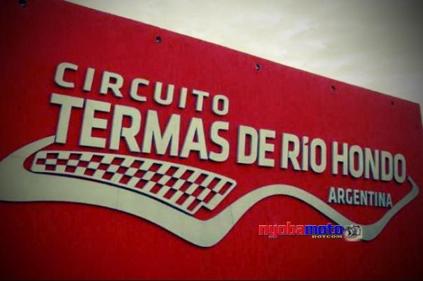Sirkuit Termas de Rio Hondo Argentina