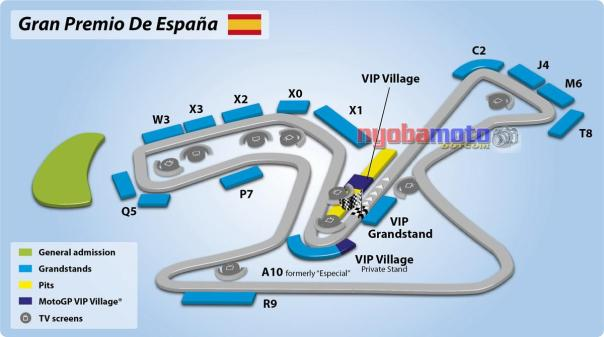 Sirkuit Jerez Spanyol
