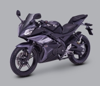 YZF-R15 Midnight Black (hitam))))