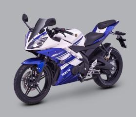 YZF-R15 Racing Blue (biru))))