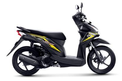 Honda BeAT FI - New Striping
