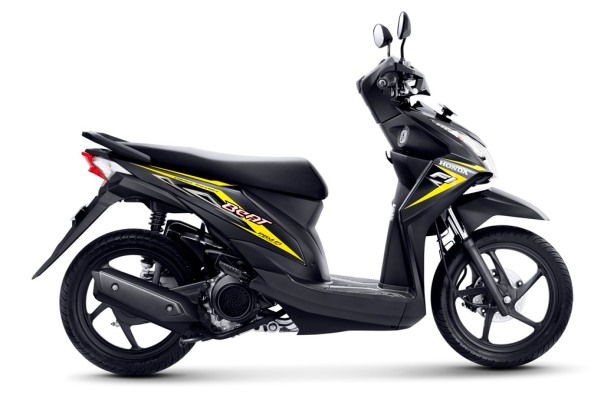Honda BeAT FI - New Striping