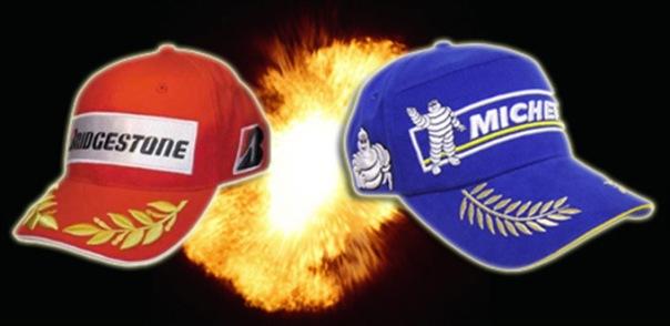 Bridgestone vs Michellin