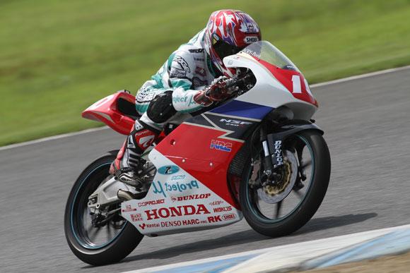 Honda NSF250R untuk balap ATC