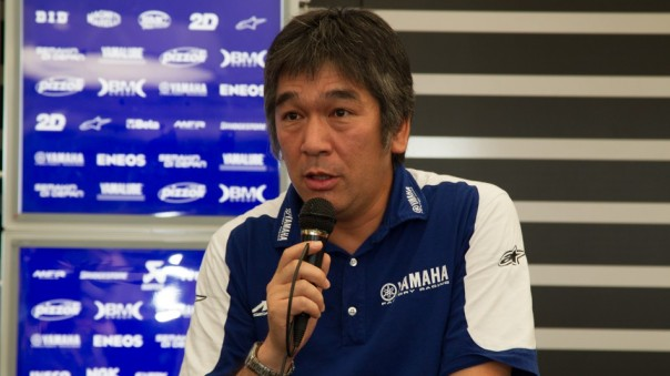 Kouichi Tsuji Pimpinan Yamaha Factory Racing