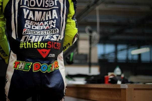Wearpack Rossi seri Mugello