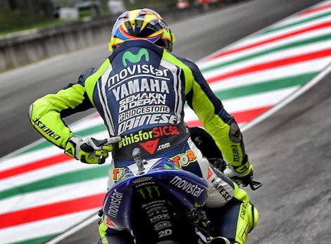 Wearpack Rossi for Simoncelli 2