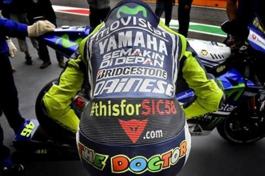 Wearpack Rossi for Simoncelli 3