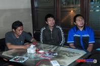 Sugi, Arif dan Fany