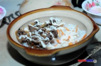 Biker's Cafe 04_Santapan buka