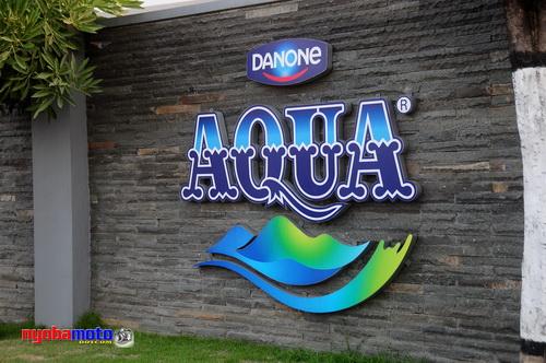Aqua by Danone