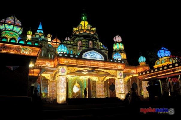 Masjid Tiban PT ACA Malang 01