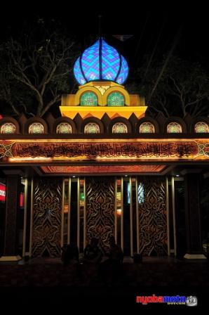 Masjid Tiban PT ACA Malang 03