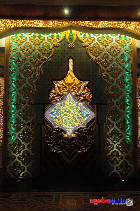 Masjid Tiban PT ACA Malang 05