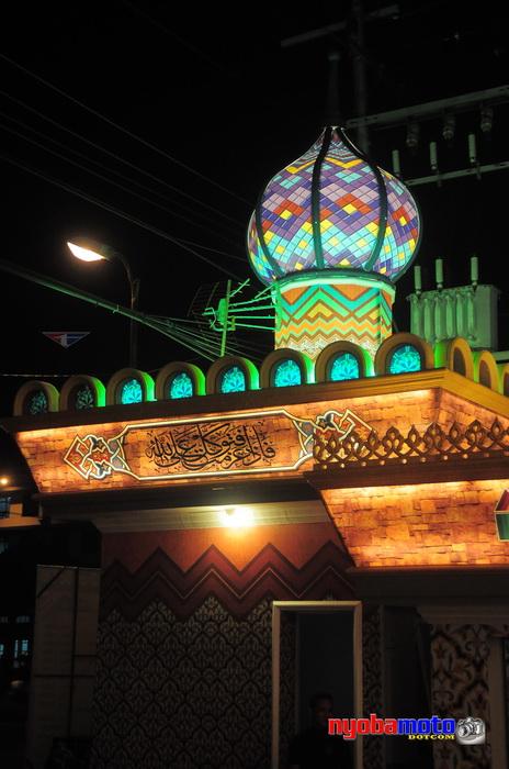 Masjid Tiban PT ACA Malang 08